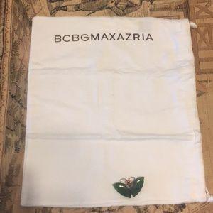 #209 BCBG. MAXAZRIA Dust Bag